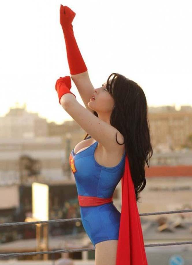 Η μεταμφίεση ενός Supergirl που έκλεψε τις εντυπώσεις (4)