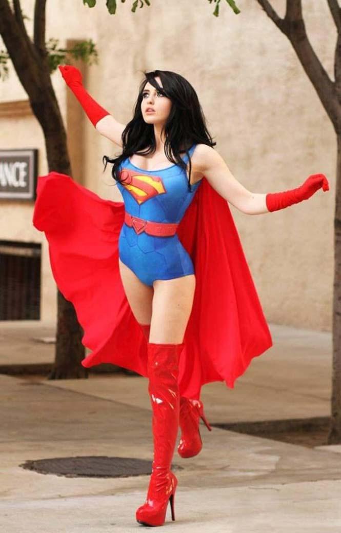 Η μεταμφίεση ενός Supergirl που έκλεψε τις εντυπώσεις (5)