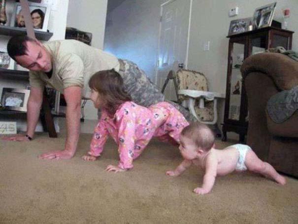 Μπαμπάδες που… έχουν τον τρόπο τους! (7)