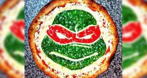 Όταν η πίτσα γίνεται καμβάς για έργα τέχνης