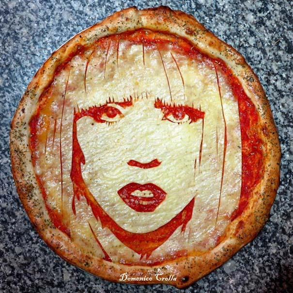 Όταν η πίτσα γίνεται καμβάς για έργα τέχνης (2)
