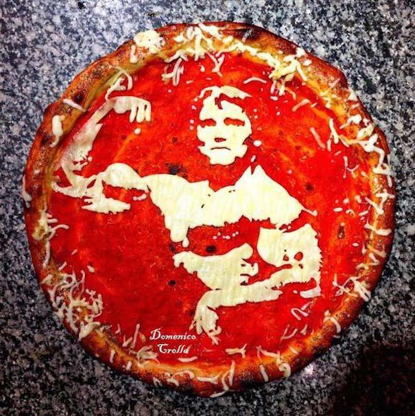 Όταν η πίτσα γίνεται καμβάς για έργα τέχνης (9)