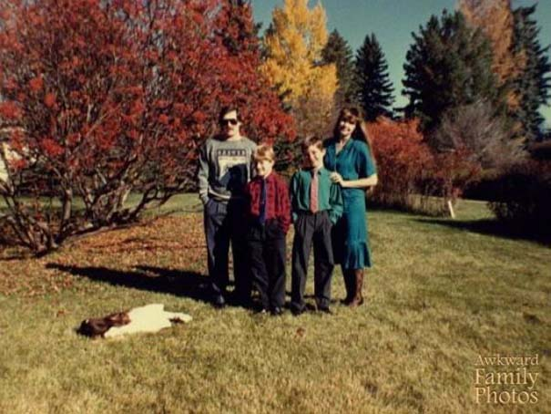 Παιδιά που έκλεψαν την παράσταση σε οικογενειακές φωτογραφίες (17)