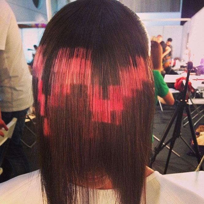 Pixelated μαλλιά (7)