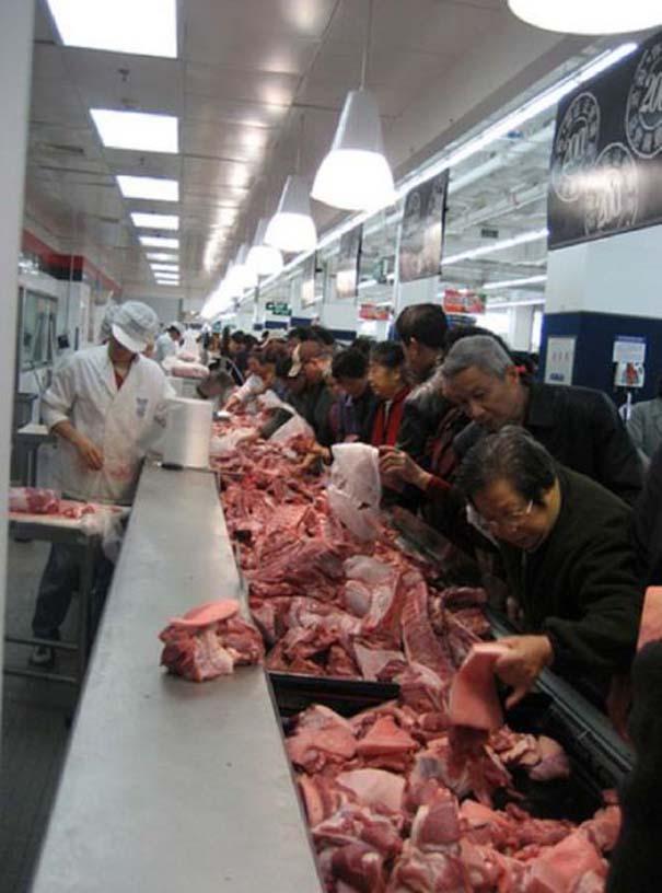 Πράγματα που θα δεις μόνο σε ένα Κινέζικο σούπερ μάρκετ (5)