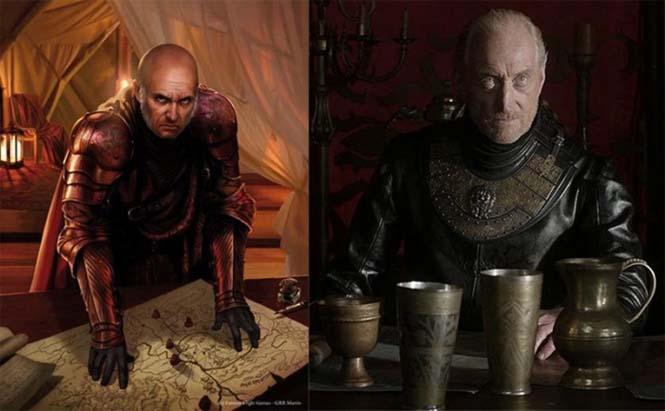 Πως είναι οι χαρακτήρες του Game of Thrones με βάση τα βιβλία (2)