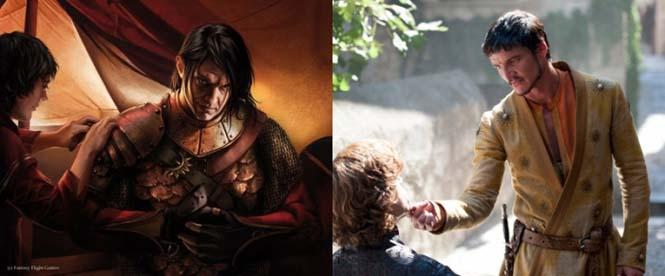 Πως είναι οι χαρακτήρες του Game of Thrones με βάση τα βιβλία (4)