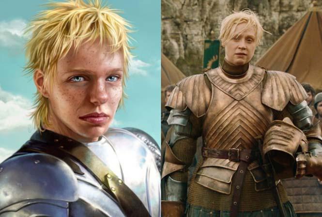 Πως είναι οι χαρακτήρες του Game of Thrones με βάση τα βιβλία (8)