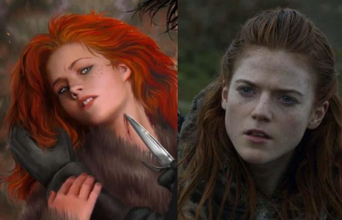 Πως είναι οι χαρακτήρες του Game of Thrones με βάση τα βιβλία (9)
