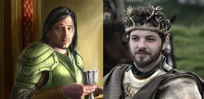 Πως είναι οι χαρακτήρες του Game of Thrones με βάση τα βιβλία (10)