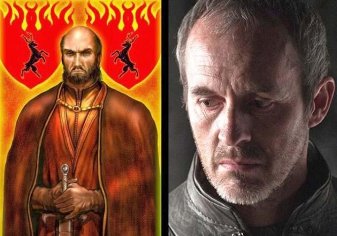 Πως είναι οι χαρακτήρες του Game of Thrones με βάση τα βιβλία (11)