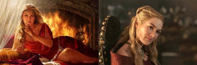 Πως είναι οι χαρακτήρες του Game of Thrones με βάση τα βιβλία (12)