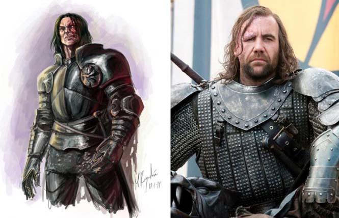 Πως είναι οι χαρακτήρες του Game of Thrones με βάση τα βιβλία (13)