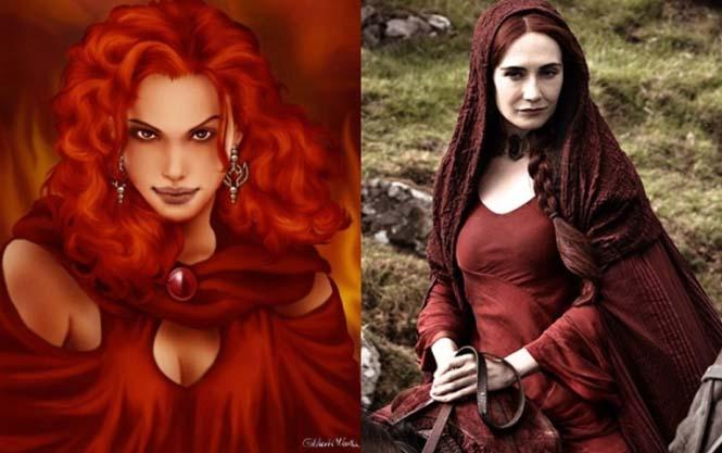 Πως είναι οι χαρακτήρες του Game of Thrones με βάση τα βιβλία (14)