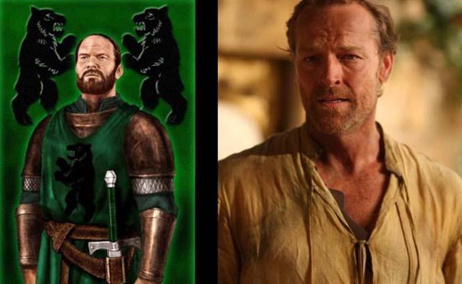 Πως είναι οι χαρακτήρες του Game of Thrones με βάση τα βιβλία (15)