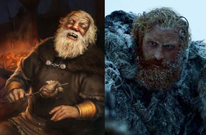 Πως είναι οι χαρακτήρες του Game of Thrones με βάση τα βιβλία (17)