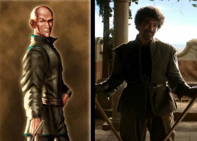 Πως είναι οι χαρακτήρες του Game of Thrones με βάση τα βιβλία (18)