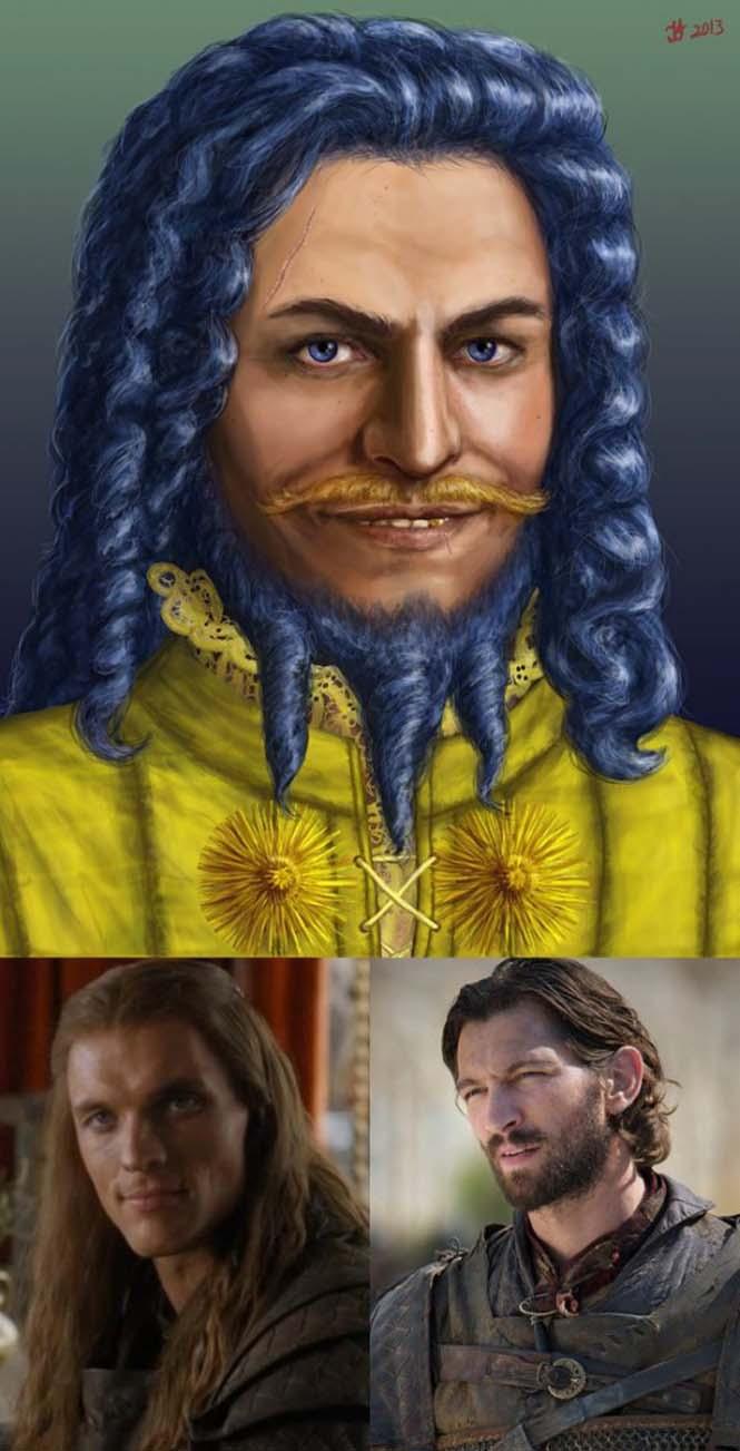 Πως είναι οι χαρακτήρες του Game of Thrones με βάση τα βιβλία (19)