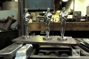 Πως κατασκευάζεται το χρυσό αγαλματίδιο των βραβείων Oscar