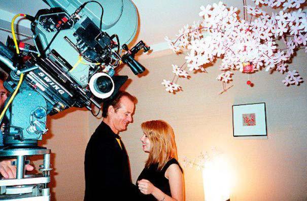 Σπάνιες φωτογραφίες από τα γυρίσματα κλασσικών ταινιών (21)