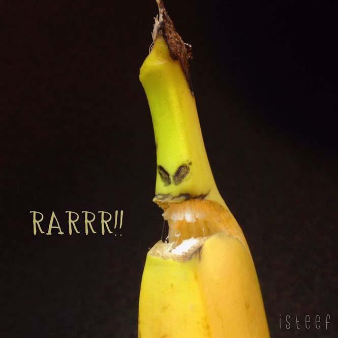Τέχνη με μπανάνες από τον Stephan Brusche (18)
