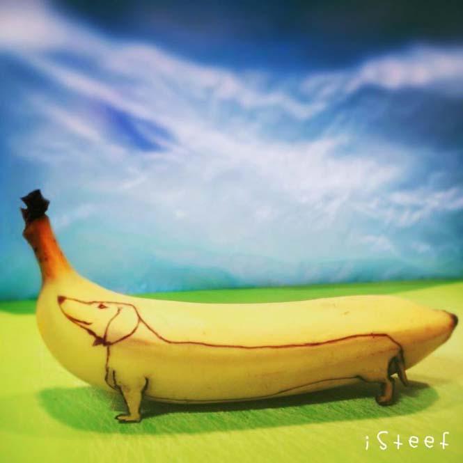 Τέχνη με μπανάνες από τον Stephan Brusche (20)