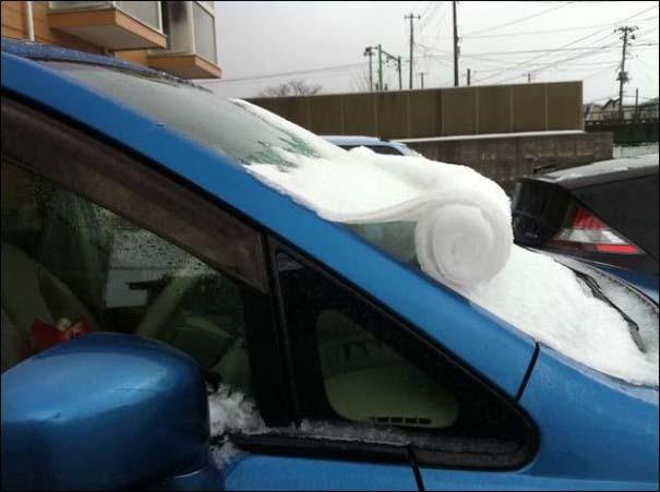 Η τέχνη του χιονιά (3)