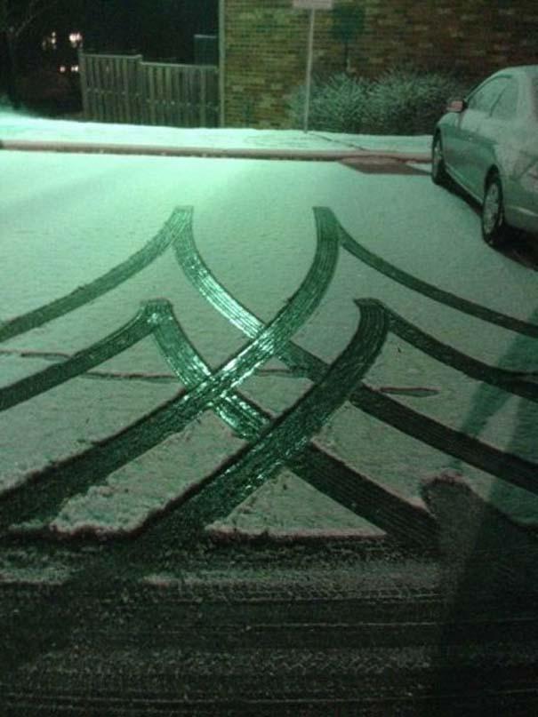 Η τέχνη του χιονιά (17)