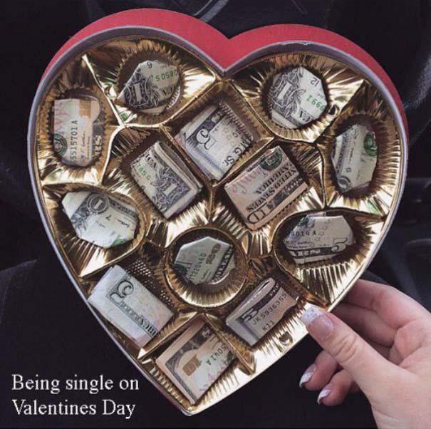 Τι έκαναν οι singles την ημέρα του Αγίου Βαλεντίνου (8)