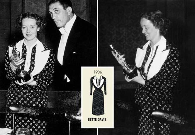 Τι φόρεσαν οι γυναίκες που κέρδισαν το Oscar από το 1929 μέχρι σήμερα (2)
