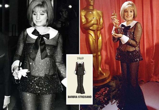 Τι φόρεσαν οι γυναίκες που κέρδισαν το Oscar από το 1929 μέχρι σήμερα (5)