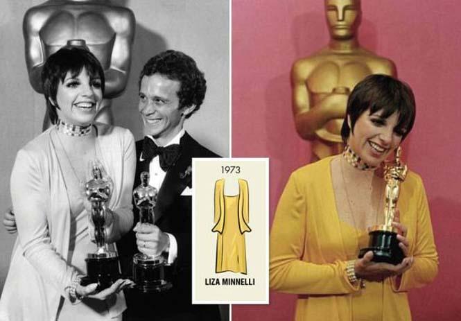 Τι φόρεσαν οι γυναίκες που κέρδισαν το Oscar από το 1929 μέχρι σήμερα (6)