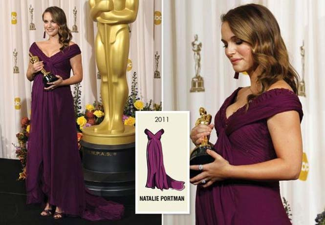 Τι φόρεσαν οι γυναίκες που κέρδισαν το Oscar από το 1929 μέχρι σήμερα (11)