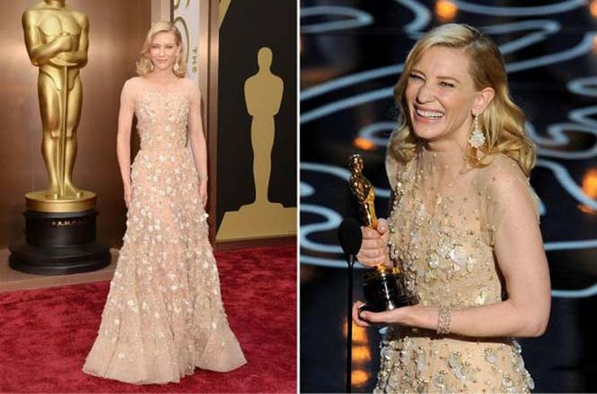 Τι φόρεσαν οι γυναίκες που κέρδισαν το Oscar από το 1929 μέχρι σήμερα (14)