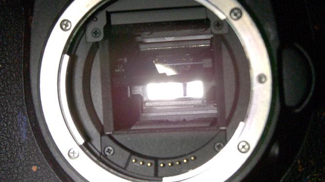 Τι συμβαίνει στο εσωτερικό μιας φωτογραφικής μηχανής τη στιγμή της φωτογράφησης