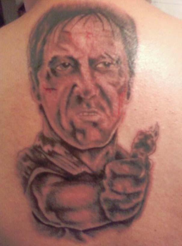 Μα τι σκεφτόντουσαν; 24 τραγικά τατουάζ που θα μείνουν για μια ζωή! (2)