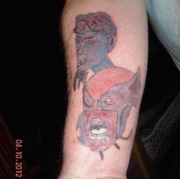 Μα τι σκεφτόντουσαν; 24 τραγικά τατουάζ που θα μείνουν για μια ζωή! (14)
