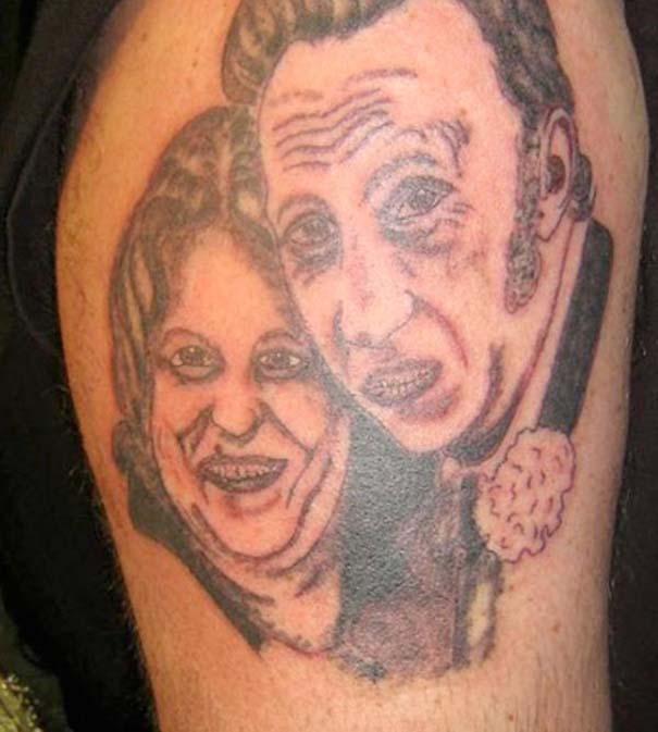 Μα τι σκεφτόντουσαν; 24 τραγικά τατουάζ που θα μείνουν για μια ζωή! (24)