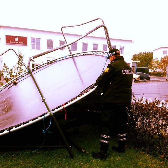 Η «παραμυθένια» ζωή των αστυνομικών στην Ισλανδία (2)