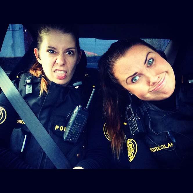 Η «παραμυθένια» ζωή των αστυνομικών στην Ισλανδία (3)