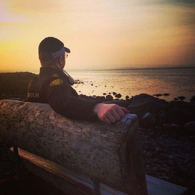 Η «παραμυθένια» ζωή των αστυνομικών στην Ισλανδία (5)