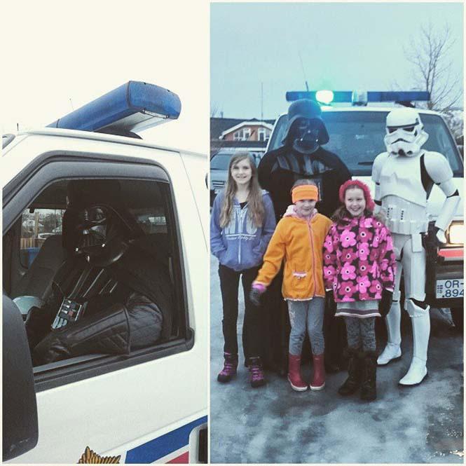 Η «παραμυθένια» ζωή των αστυνομικών στην Ισλανδία (13)