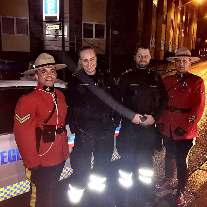 Η «παραμυθένια» ζωή των αστυνομικών στην Ισλανδία (14)
