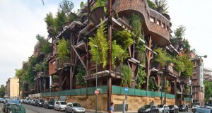 Ένα 5όροφο «δενδρόσπιτο» μέσα στην πόλη