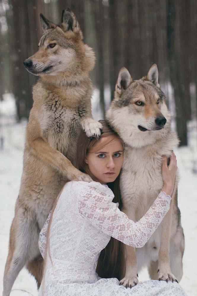 Φωτογράφος βγάζει πραγματικά απίστευτα πορτραίτα χρησιμοποιώντας αληθινά ζώα (3)