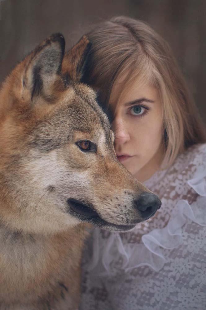 Φωτογράφος βγάζει πραγματικά απίστευτα πορτραίτα χρησιμοποιώντας αληθινά ζώα (4)