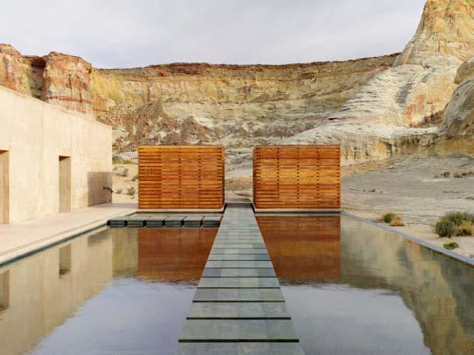 Απόδραση σε ένα εντυπωσιακό ξενοδοχείο στην μέση της ερήμου (5)
