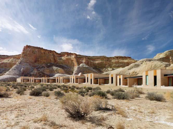 Απόδραση σε ένα εντυπωσιακό ξενοδοχείο στην μέση της ερήμου (7)