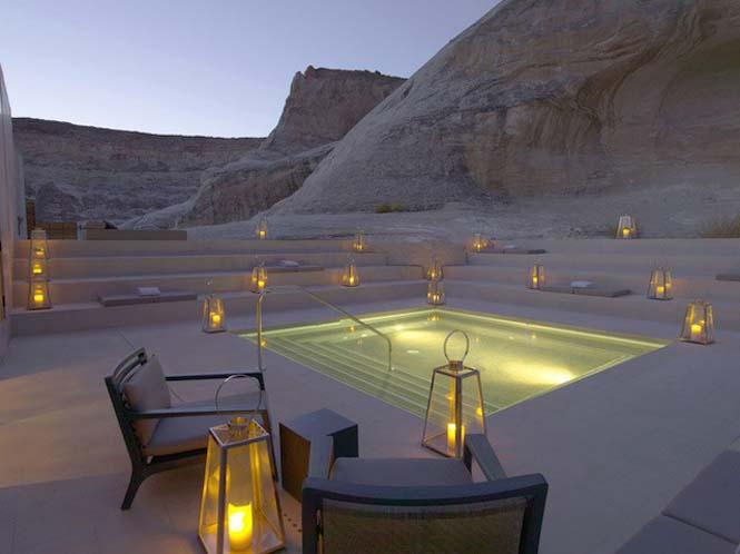 Απόδραση σε ένα εντυπωσιακό ξενοδοχείο στην μέση της ερήμου (8)