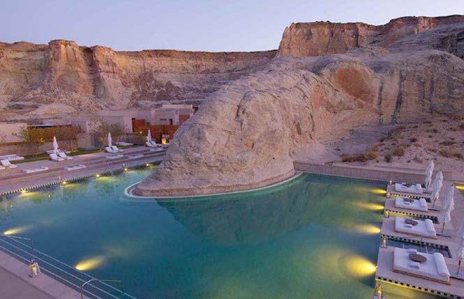 Απόδραση σε ένα εντυπωσιακό ξενοδοχείο στην μέση της ερήμου (9)